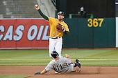 20150529 - New York Yankees @ Oakland Athletics