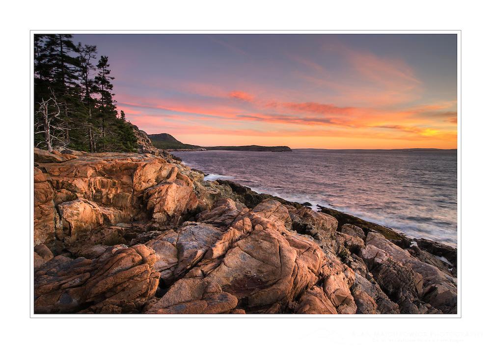 Otter Cliffs, Acadia National Park