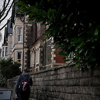 No. 85 Shirley Road, Cardiff, Wales, where Mohammed Ali Tanhai, the intended target of a murder lived. Instead Aamir Siddiqi who lived round the corner, was murdered in 2010 by hit men who went to the wrong house.