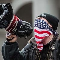 Day of Protest in LA Against Trump Inaugural 1/20/17