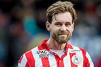 ROTTERDAM - Sparta - Vitesse , Voetbal , Eredivisie , Seizoen 2016/2017 , Het Kasteel , 11-12-2016 ,  eindstand 3-1 , eindstand 0-1 , Sparta speler Thomas Verhaar is teleurgesteld