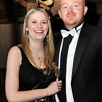 -FREE PICTURE / NO REPRODUCTION FEE-.Pictured at the annual Black and White Ball in the Blue Haven Hotel, Kinsale were Niamh Keane and Conor Hemlock, Kinsale..Pic. John Allen