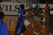 Water Valley vs. Amanda Elzy in boys high school basketball in Oxford, Miss., on Friday, January 7, 2011.