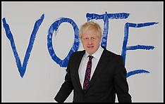 AUG 06 2014 Boris Johnson stands for MP