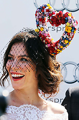 AUG 01 2013 Ladies Day at Glorious Goodwood
