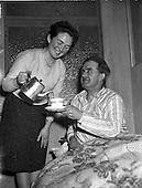 1960 - Thomas Murphy hunger striker
