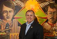 Jesse Torres, CEO of Pan American Bank.