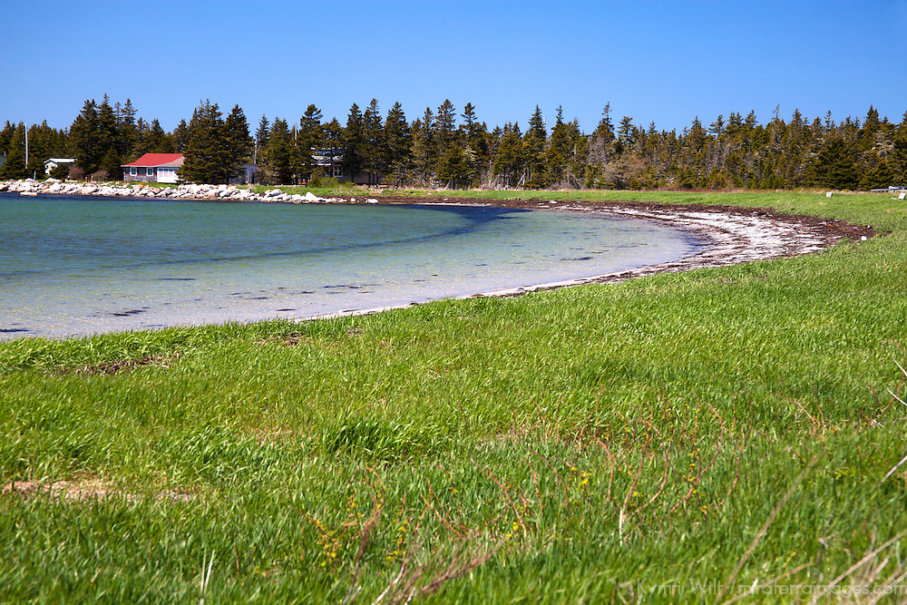 North America, Canada, Nova Scotia, Guysborough County. Black Duck Cove Day Use Park in LIttle Dover.