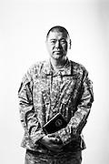 Masaki Nakazono<br /> Army<br /> O-4<br /> Chaplain<br /> OEF, OIF<br /> May 2002 - Present<br /> <br /> Veterans Portrait Project<br /> El Paso, TX