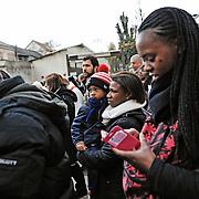 25 mars 2016: Argenteuil, 95. France.