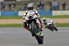 MCE British Superbike Pre-Season Test Donington Park 2014