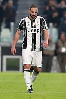Torino - Serie A 201617 - Serie A 15a giornata - Juventus-Atalanta - Nella foto: Gonzalo Higuain - Juventus