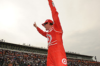 Scott Dixon wins the Bridgestone Indy 300 Japan, Motegi, Japan