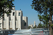 Architecture in Jerusalem, Israel