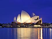 Image of the Sydney Opera House in Sydney, Australia