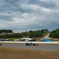 #63 Genoa Racing Oreca FLM09: Eric Lux, Christian Zugel