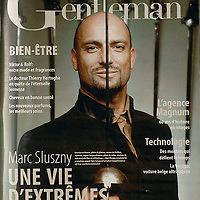 USE ARROWS &larr; &rarr; on your keyboard to navigate this slide-show<br /> <br /> Gentleman magazine - Belgium<br /> Cover photo by Ezequiel Scagnetti