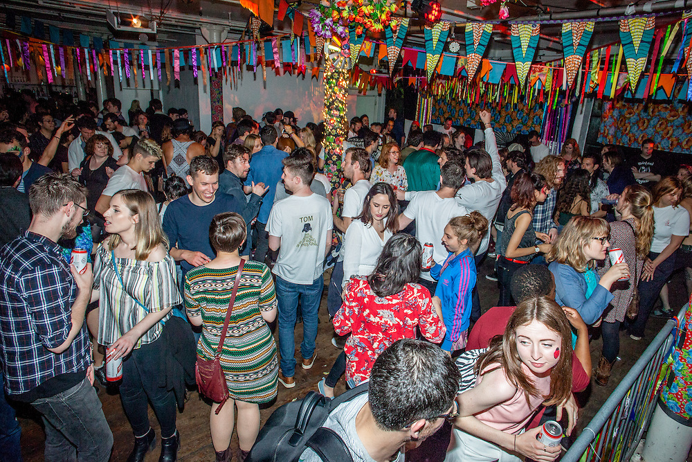 Love Carnival returns to the Bussey Building with a true pioneer from the Global Bass movement, producer and DJ Uproot Andy, flying in from Brooklyn. If that wasn&rsquo;t enough, the second international guest on the line up is Cucurucho, the co-founder of Radio Groovalizacion and purveyor of the finest vintage sounds and tropical bass.<br />