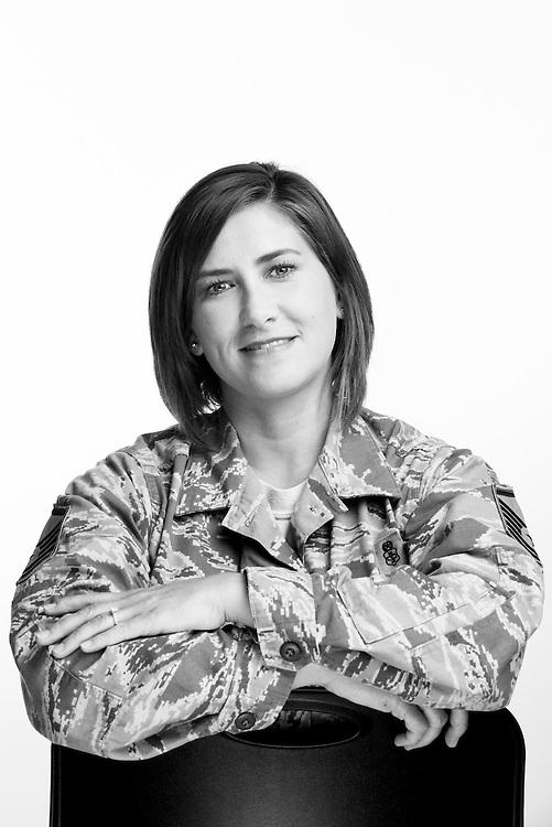 Michele Edmond<br /> Air Force<br /> E-7<br /> Independent Medical Duty<br /> Mar. 1996 - Present<br /> OEF<br /> <br /> Veterans Portrait Project<br /> Colorado Springs, CO San Antonio, Texas