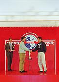 19980323 Varsity Weigh-in Hurlingham Club. Putney. London. UK