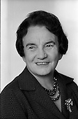 1964 - Portrait of Máiréad Ní Ghráda, playwright