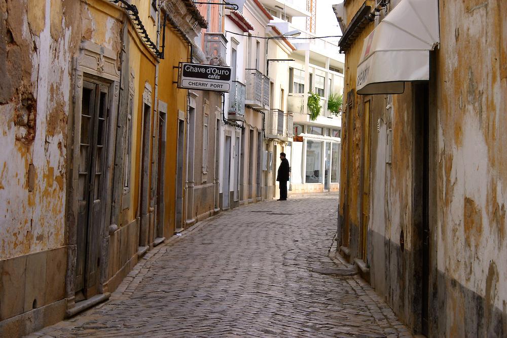 Tavira Street Scene