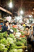 Fresh market. Siem Reap, Cambodia