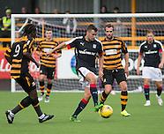 01-07-2016 Alloa Athletic v Dundee