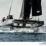 GC32 TPM Med Cup Toulon, France.  Pedro Martinez / GC32 Racing Tour. 12 October, 2018.<span>Sailing Energy / GC32 Sailing Tour</span>