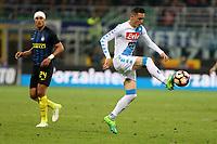 30.04.2017 - Milano - Serie A 2016/17 - 34a giornata  -  Inter-Napoli  nella  foto: Jose Maria Callejon