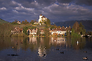 Werdenberg, St.Gallen Canton, Switzerland