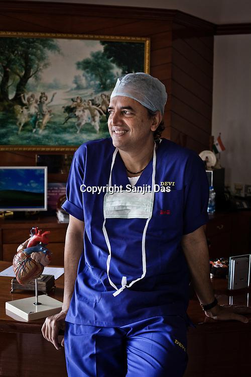 'No frills' hospital Indian chain Narayana Hrudayalaya does surgery at fraction of the cost