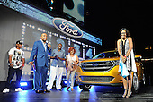 7/5/2015 - 2015 Essence Festival - Ford Car Giveaway