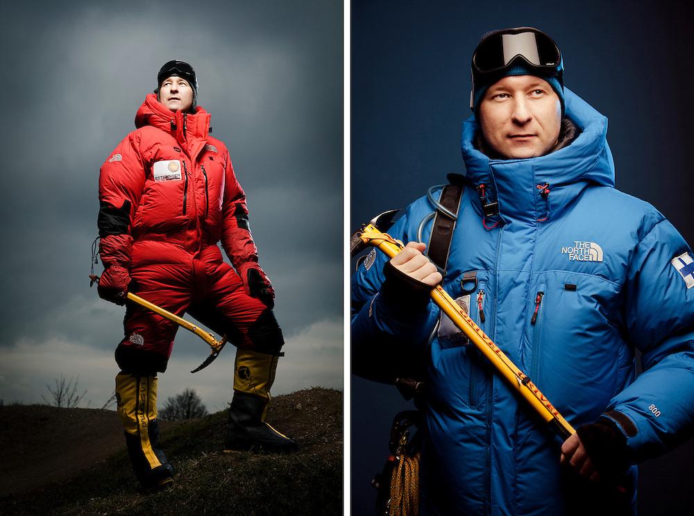 Finnish Mountaineer Atte Miettinen