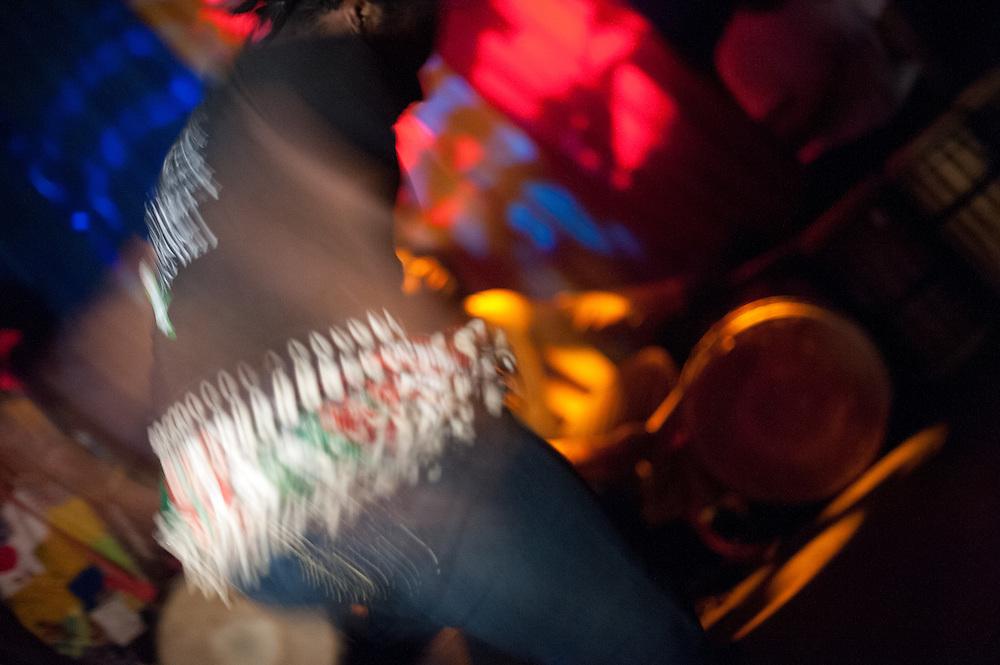 "Washington, DC  - Farafina Kan at Tropicalia for Asheru's ""Sleepless in Soweto"" album release party."