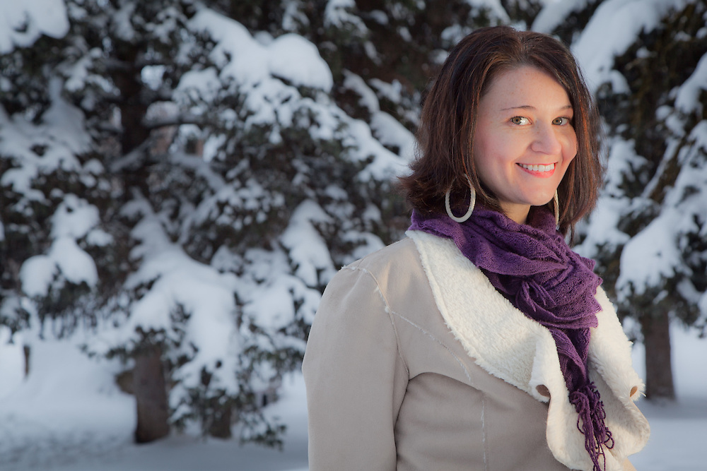 Elementary school teacher, curriculum writer, and fashionista, Clare Gauster, Anchorage
