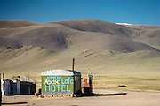 Tsagaannuur border crossing, Mongolia to Russia