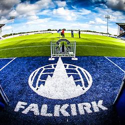 The Falkirk Stadium, 31/8/2013