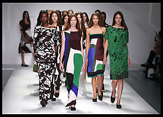 SEP 13 2014 Jasper Conran show at London Fashion Week- Spring-Summer 15