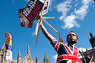 Anti-Racism Protest London 22.03.2014