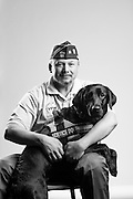 Anthony Archer<br /> Army<br /> E-9<br /> Combat Engineer<br /> Jan. 6, 1987 - July 31, 2011<br /> Just Cause, Desert Shield, Desert Storm, OIF, OEF<br /> <br /> Veterans Portrait Project<br /> St. Louis, MO