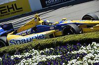 Marco Andretti, Streets of Long Beach, Long Beach, CA USA 4/13/2014