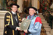 Honorary Conferring 2011,  1.11.2011. NUI, National University of Ireland.