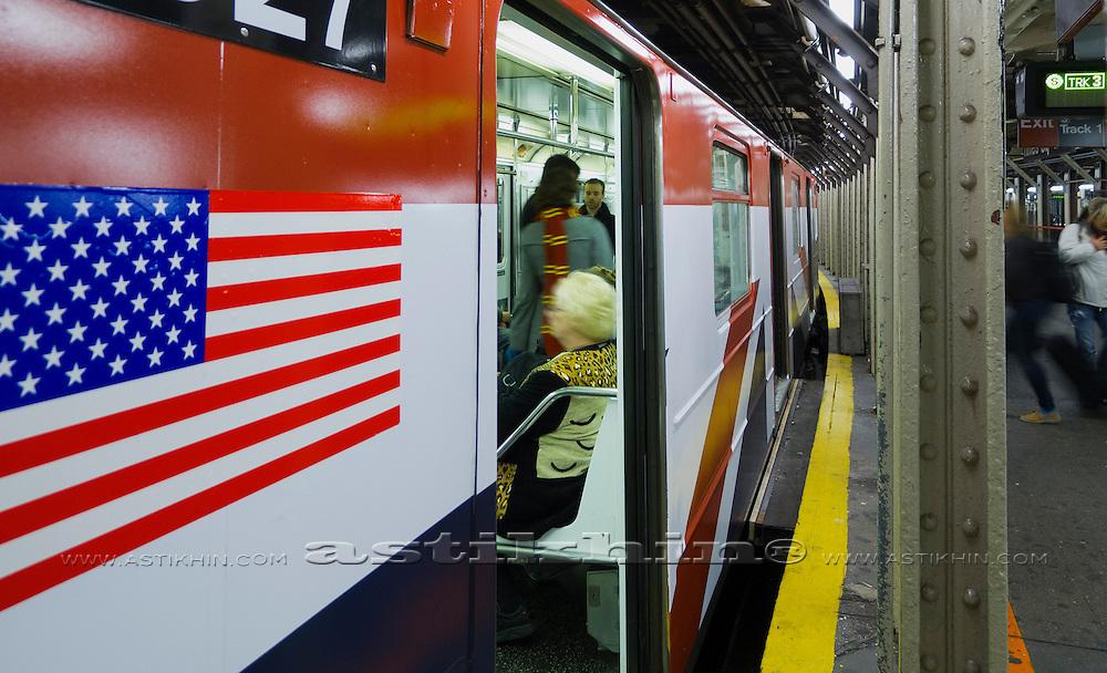 Manhattan train