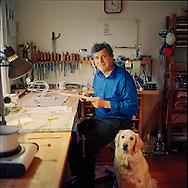 Samuel Zygmuntowicz, violin maker