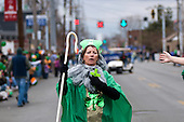 Hooley in the Highlands! The St. Patrick's Parade