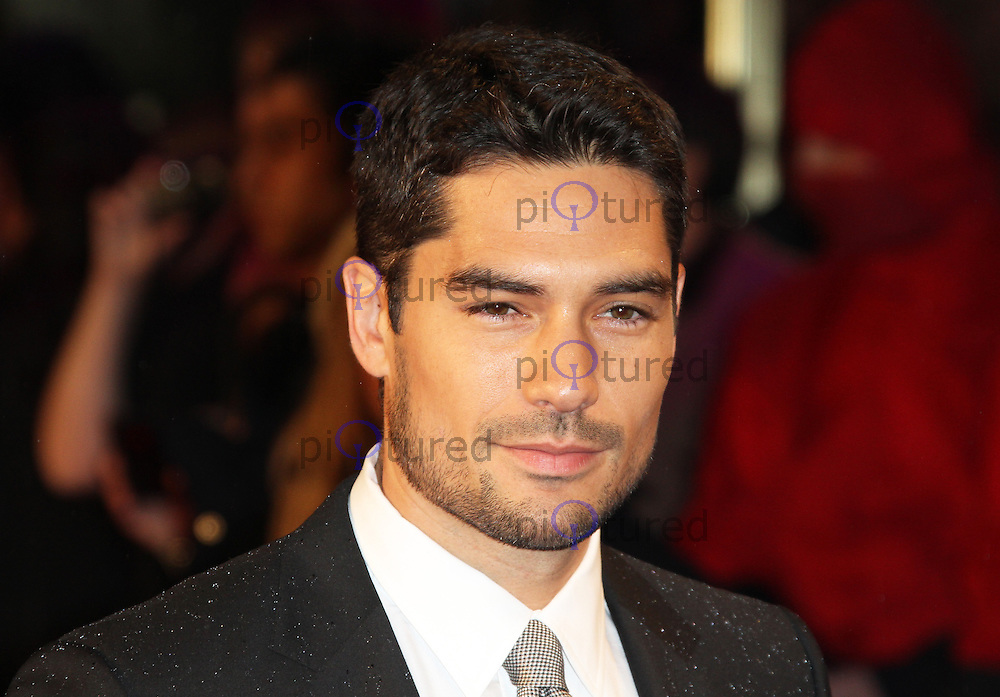D J Cotrona, G.I. Joe Retaliation UK Film Premiere, Empire Cinema Leicester Square, London UK, 18 MArch 2013, (Photo by Richard Goldschmidt)