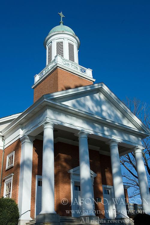 St. Pauls's Memorial Church (Episcopal) 1700 University Avenue, University of Virginia, Charlottesville, VA.