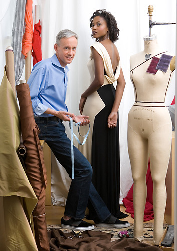 Mark Dillingham Clothing Designer<br />