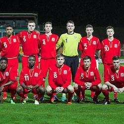 131031 Wales U16 v Scotland U16